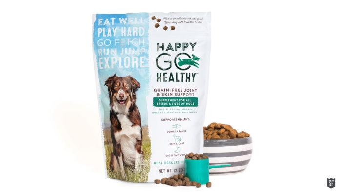 Spicefire Creates Direct-To-Consumer Brand Happy Go Healthy
