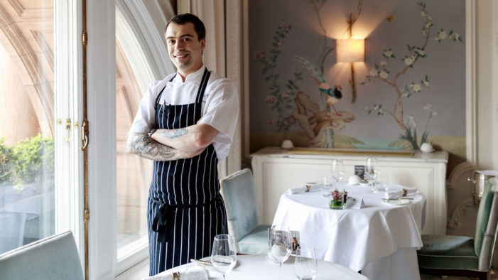Gourmet Cantonese-British Cuisine Collaboration Arrives at The Pompadour