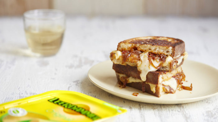 Leerdammer to Launch Cheese Toastie Van in the UK