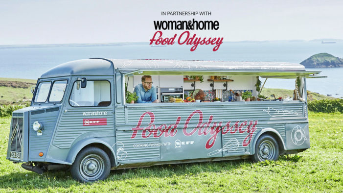 NEFF Teams with YouTube Chef for Branded Content Campaign via woman&home and Ideal Home