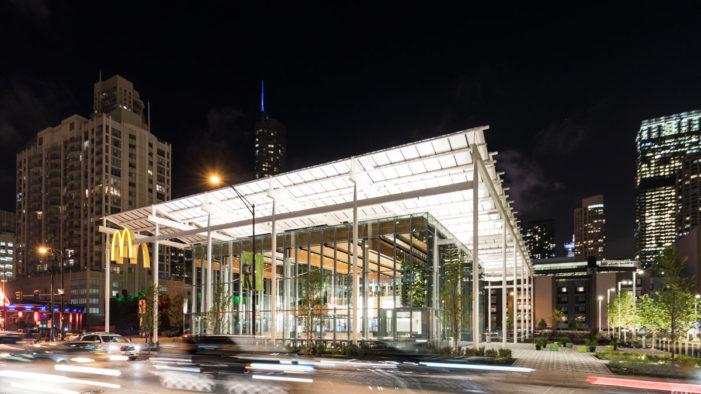 McDonald's Reveals New Flagship Restaurant in Chicago