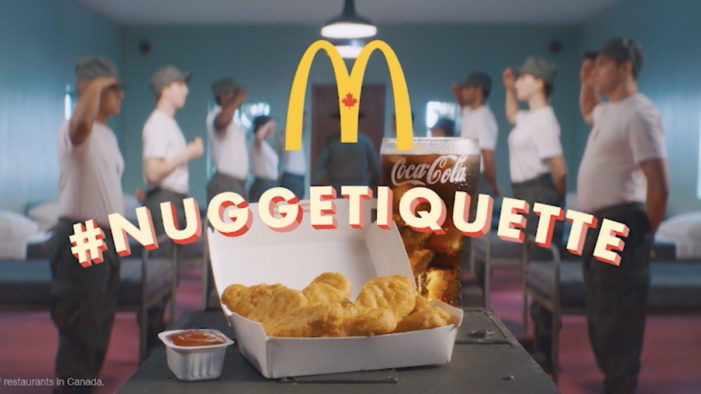 McDonald's Wants to Know Your Nuggetiquette in New Campaign by Cossette