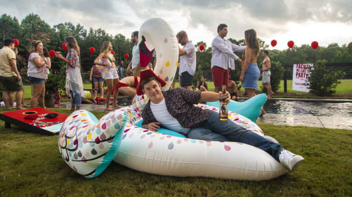 Captain Morgan Taps Adam Devine to Join the Crew in Support of House Parties Everywhere