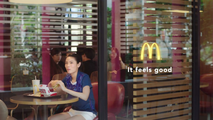 New McDonald's Film by Leo Burnett Taiwan Encourages People to Do What They Love Doing