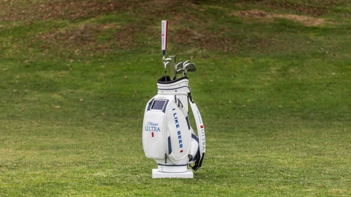 Michelob ULTRA Unveils its Latest Innovation – the ULTRA Caddie