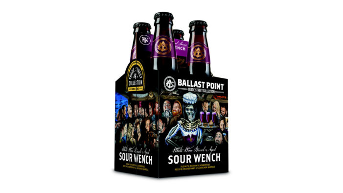 Ballast Point Releases White Wine Barrel-Aged Sour Wench