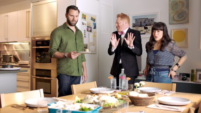 Absolut Teams with Jesse Tyler Ferguson to 'Stop the Sugar Coating' in Celebration of New Absolut Grapefruit