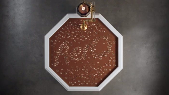 JWT London's 'Bubblophone' Campaign Uses Music to Make Delicious Giant AERO Chocolate Bubbles
