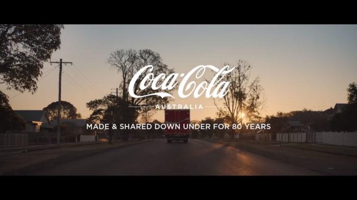 Coca-Cola Launch New 'Australian Moments' Campaign by McCann Sydney
