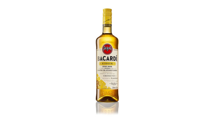 Bacardí Launches New Ginger Flavoured Rum in the UK