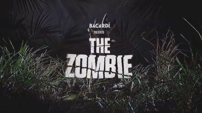 Bacardi's First Person Viewpoint Zombie Cocktail Film will Get You Thirsty for Nightmares