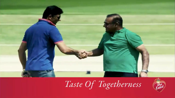 Mindshare Reunites Cricket Rivals Over a Cup of Tea for Brooke Bond Red Label and Star Sports
