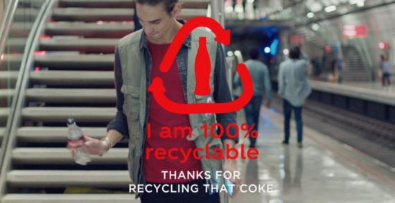 Coca-Cola's Recycling Push Encourages Consumers to Share Bottle 'Slam Dunks' on Social Media