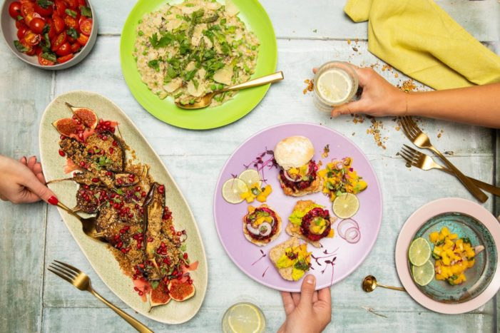 Moma's Pop-up in London Celebrates Oat-Based Dishes