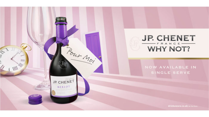 Ignis Launches New OOH Campaign for J.P Chenet 18.7cl