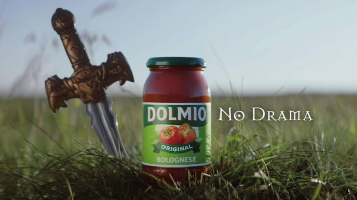 Dolmio's Battle of Dinnertime Makes Well-Aimed Fun of the Daily Struggle of Parent Life