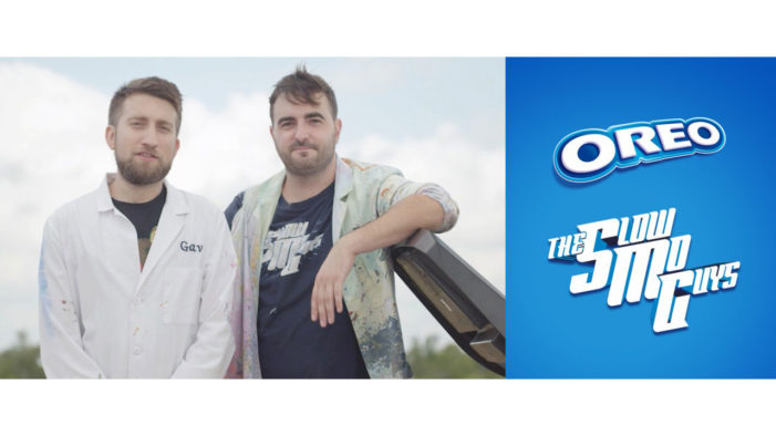 OREO Teams with The Slow Mo Guys for New UK Brand Campaign by ELVIS