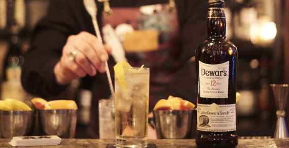 DEWAR's and Panda & Sons Take-Over The Vault at Milroy's of Soho to Kick off London Cocktail Week