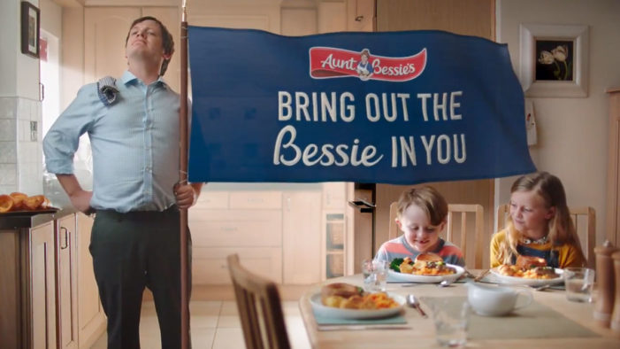 St Luke's New Aunt Bessie's Campaign 'Brings Out the Bessie in You'