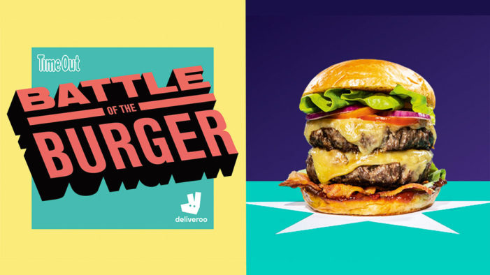 Time Out and Deliveroo Bring Food Battles to London