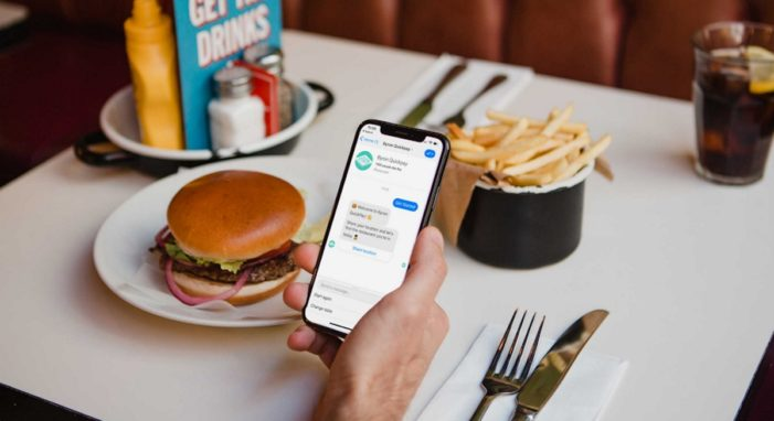 Byron Offers Facebook Messenger Payment in its Restaurants