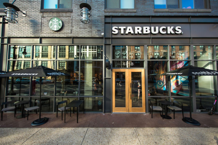Starbucks Opens American Sign Language Store in Washington, D.C.