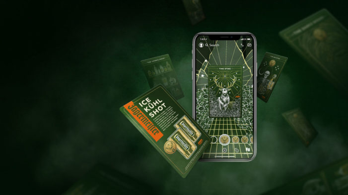 Jägermeister Launches New AR Experience for Halloween