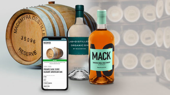 Thinfilm and Mackmyra Bring NFC Interactivity to Whisky and Gin Brands
