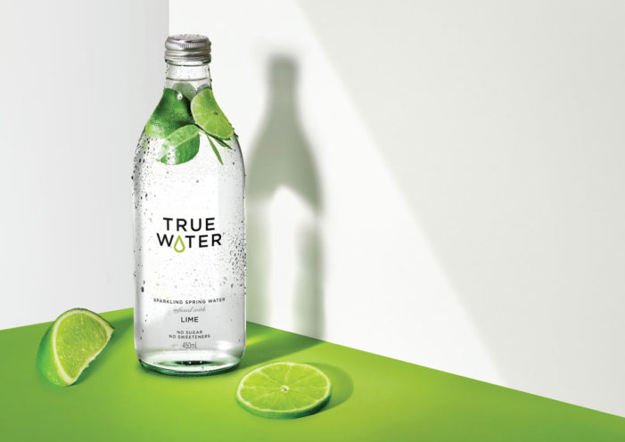 Frucor Suntory Launches New Range of Fruit-Infused Spring Water Designed by Denomination