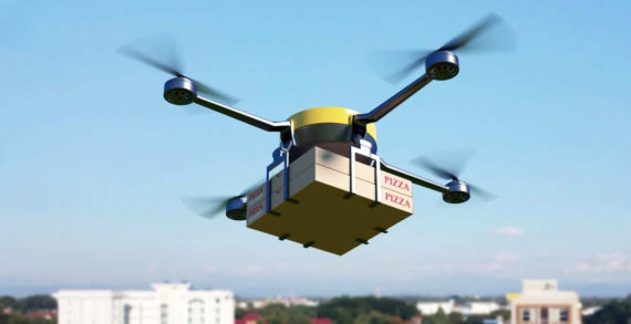 Uber Has Set a Target Date to Use Drones for Meal Delivery