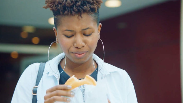 Burger King's Blank Whopper Raises Public Awareness Campaign of Blank Ballot in Brazil