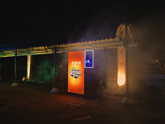 South East Asian Teens Get a Spooky Treat for Halloween with the Fanta Scream Machine