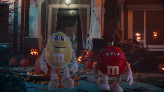M&M's Treats Fans to New Halloween Campaign by BBDO New York