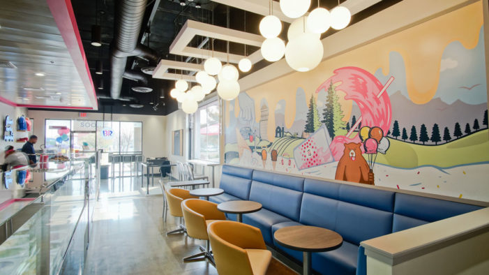 "Baskin-Robbins Unveils Next Generation ""Moments"" Store Design in the US"