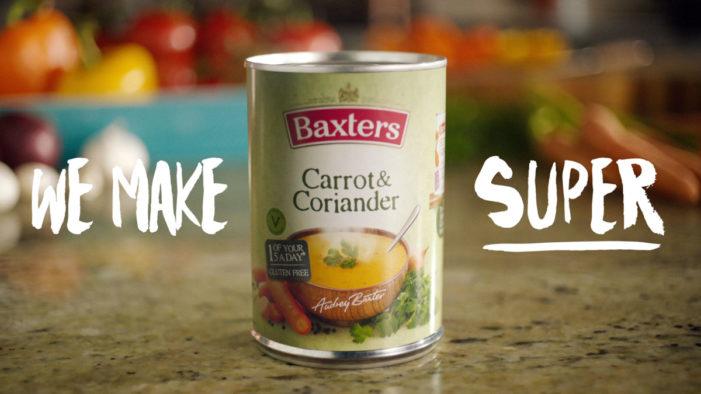Baxters Announces Super Advertising Campaign via Leith