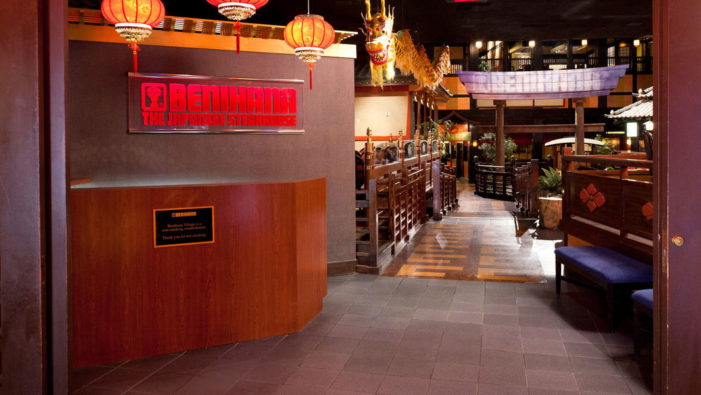 Benihana to Enter Scotland with New Glasgow Location