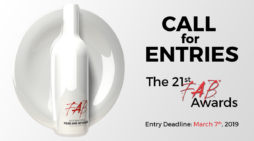 The 21st FAB Awards are Now Open for Entries!