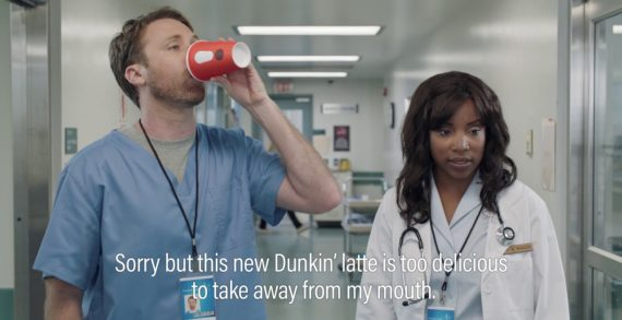 BBDO New York Launches New Campaign for Dunkin's Line of Handcrafted Espresso Drinks