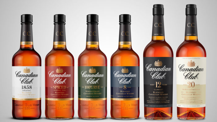 Co-Partnership Rebrands Don Draper's Drink of Choice, Canadian Club