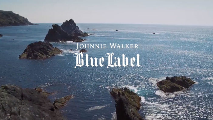 New Johnnie Walker Campaign is an Epic Journey Through the Scottish Countryside
