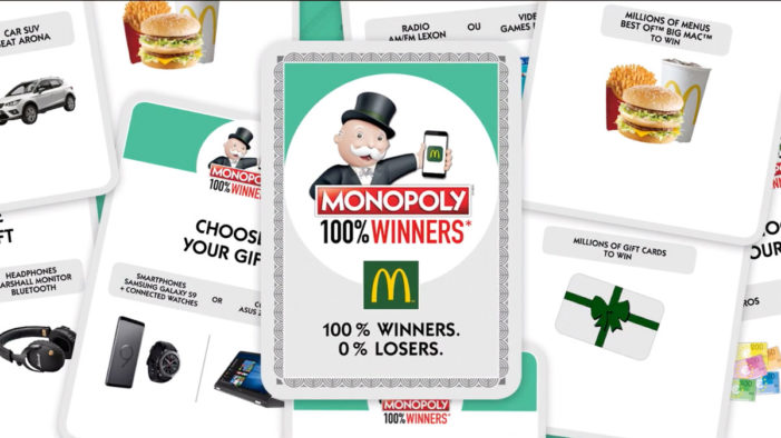 DDB Paris' Campaign for McDonald's Monopoly Says Goodbye to Sore Losers