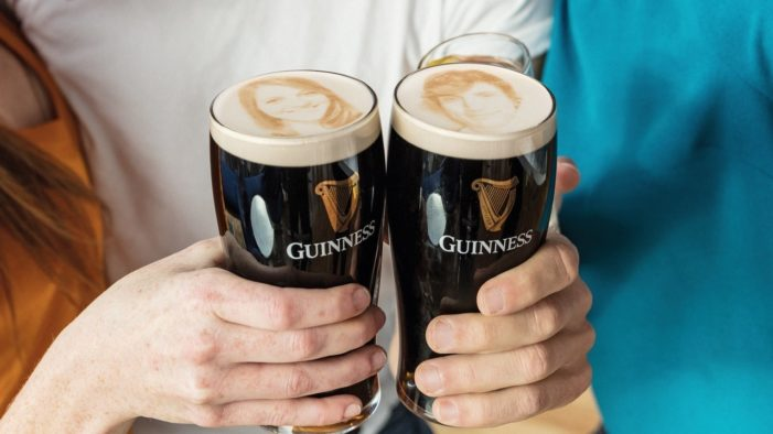 The Guinness Storehouse Introduces The Guinness STOUTie