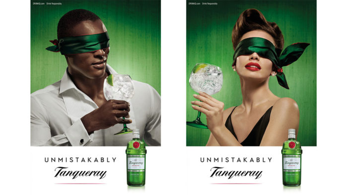 "Tanqueray's Global Campaign Aims to ""Bring the Gin Conversation Back to Taste"""