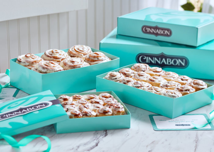 Cinnabon Announces First eCommerce Gifting Platform, Bringing the Iconic Sweet Treat to Doors in the US