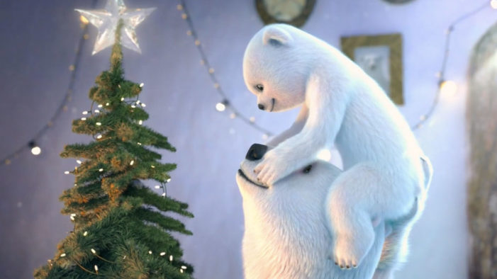Coca-Cola's Polar Bears, Now 25 Years Old, Return to Share Their Rules for a Loving Household