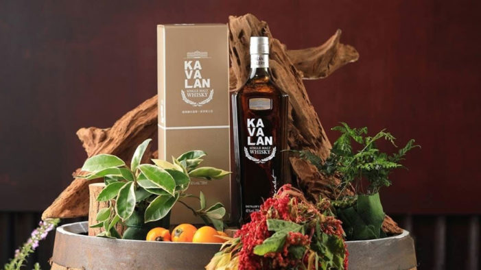 It's Time to Experience Kavalan with Distillery Select