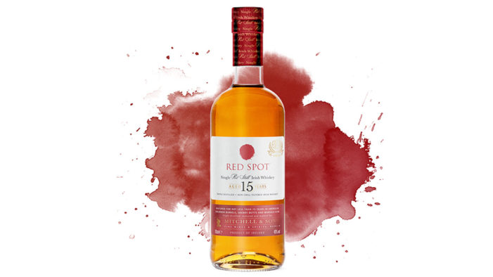 Pernod Ricard-Owned Irish Distillers Launches Red Spot Whiskey