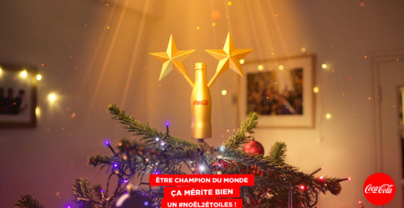 Coca-Cola and Herezie Group Create the Most Sough-After Product this Christmas in France
