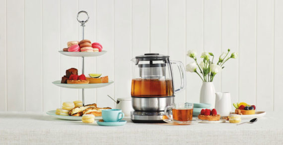 National Tea Day Unveils Three Defining Tea Trends Set to Shake the Hospitality Industry in 2019