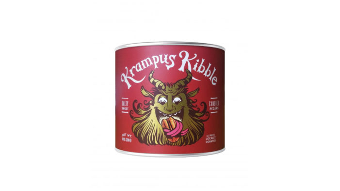 'Krampus Kibble' Hits US Shelves in Fun Christmas Campaign by Planet Propaganda